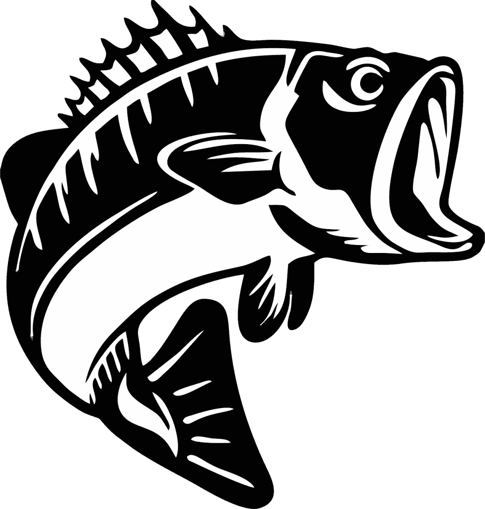 slamming bass fishing tips logo