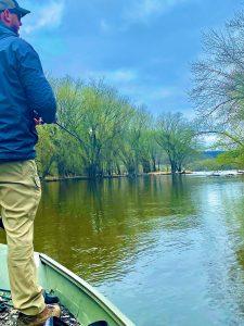 Bass Fishing In 50 Degree Water